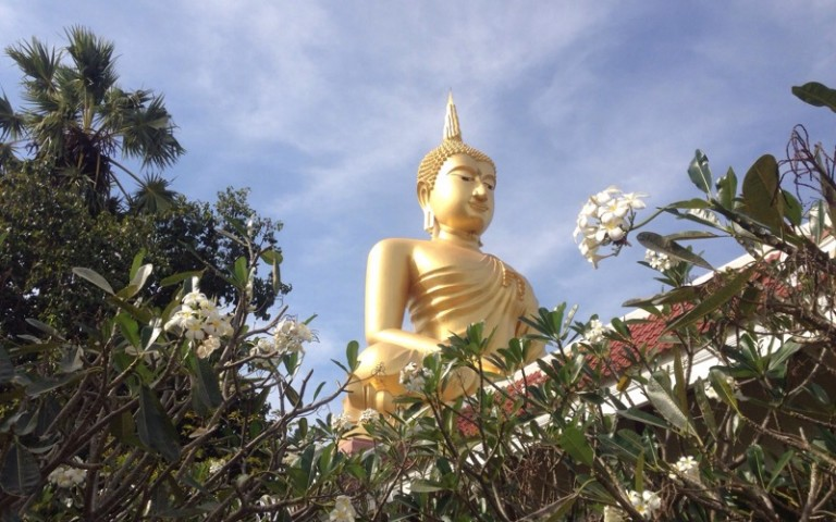 Будда.  Его Мощнейшество