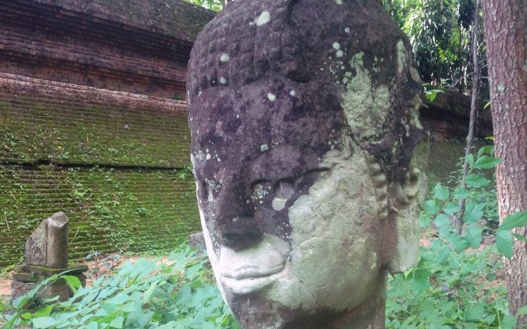 Древний Будда