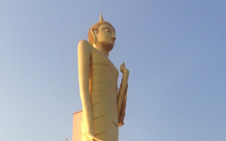 Второй по высоте Будда