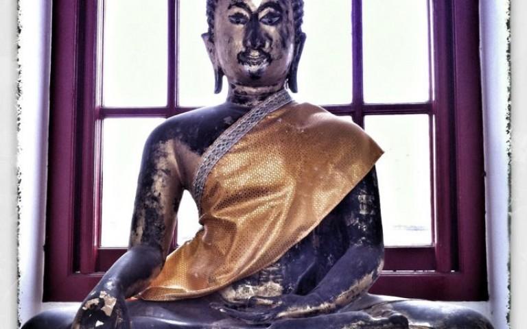 Будда под моим окном №2