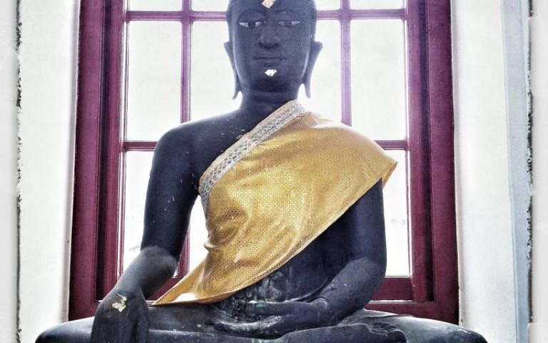 Будда под моим окном №3