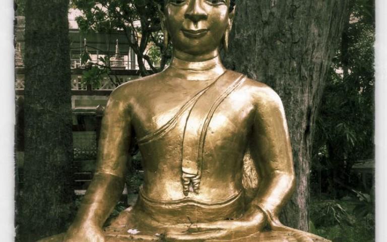 Самоуверенный Будда