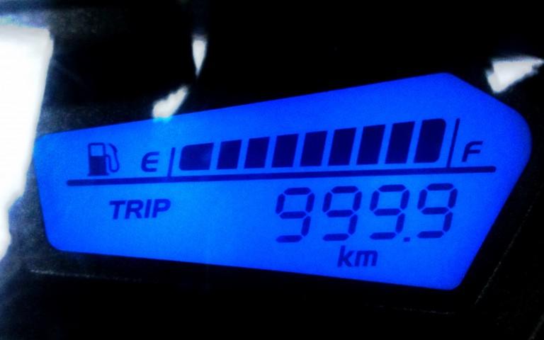 +1000 км