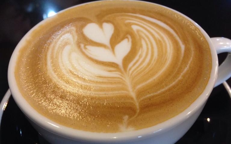 Кофе латте от обжарщиков