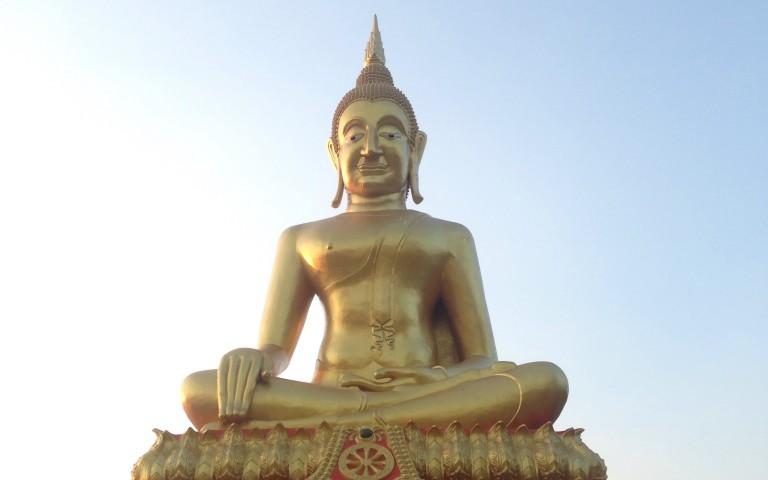 Достопочтимый Будда