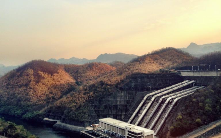 Горная ГЭС