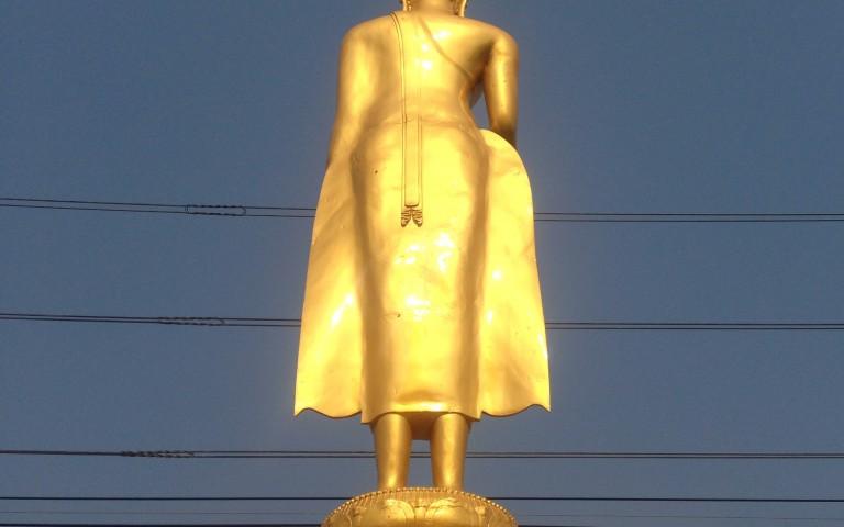 Обратная сторона Будды №1
