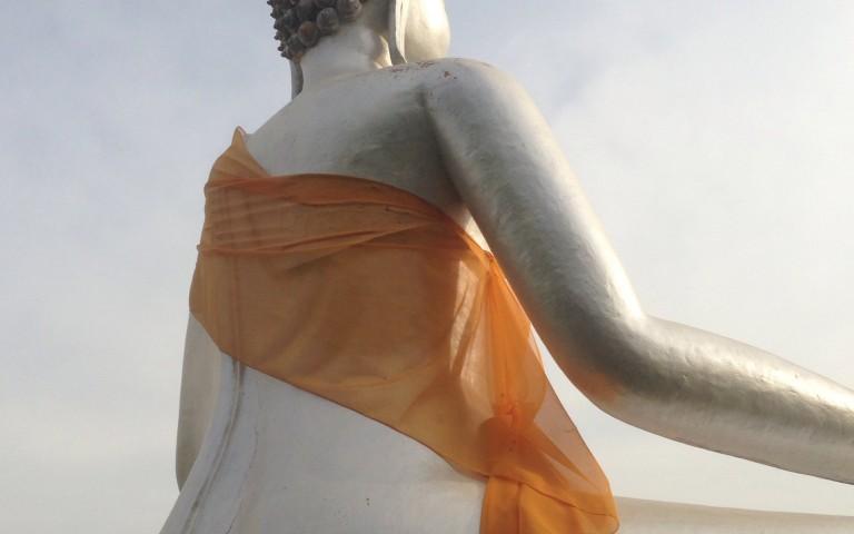 Обратная сторона Будды №2