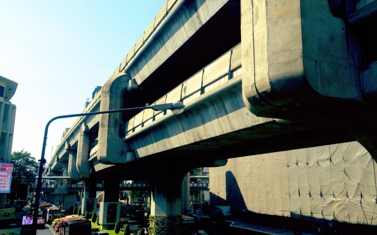Бангкок бетонный