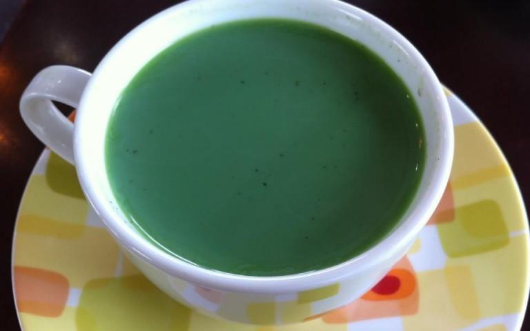 Тайский «зелёный чай»