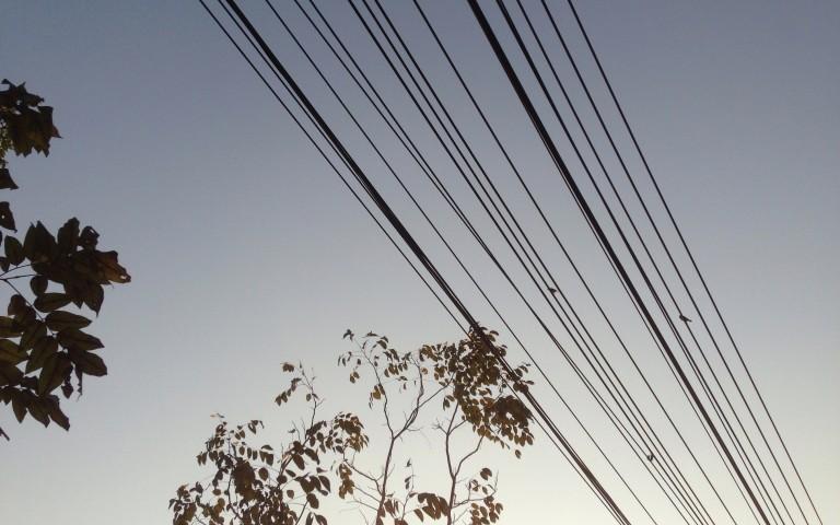 Столбы и провода: духовные опоры №5