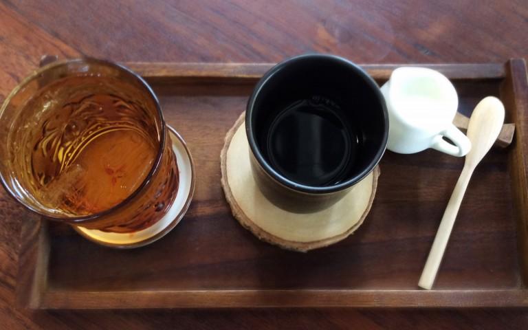 DIY coffee latte