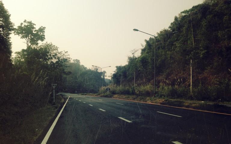 Дороги, по которым мы едем №1