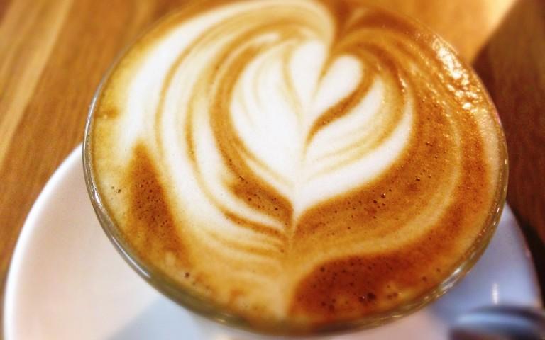 Кофе в столовке