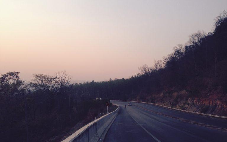 Дороги, по которым мы едем №14