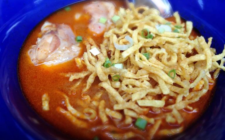 Лучший Khao Soi в городе