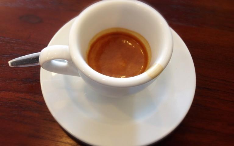 Бесплатный кофе ристретто