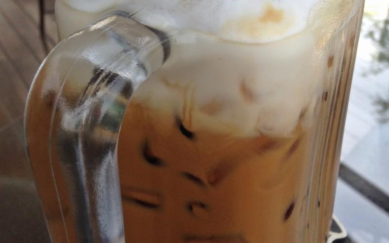 Литр кофе