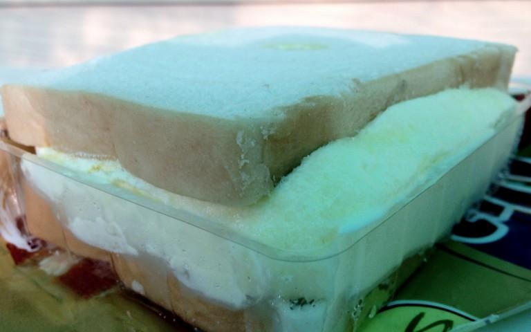 С дуриановым мороженным