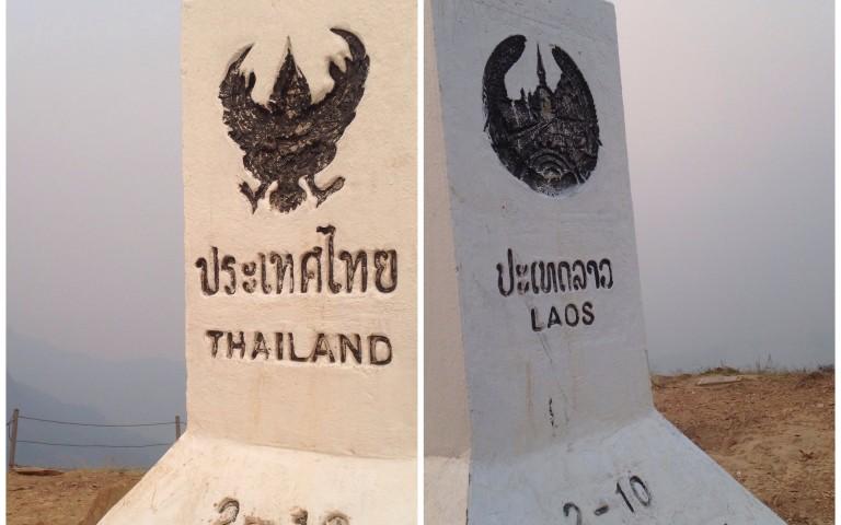 Таиланд-Лаос
