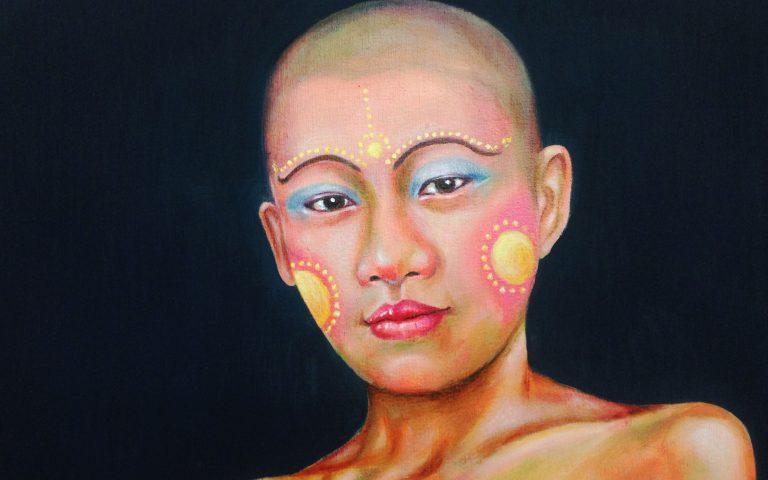 Искусство молодых художников Таиланда #3