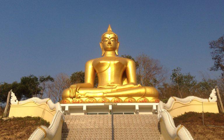 Чианграйский срединный Будда