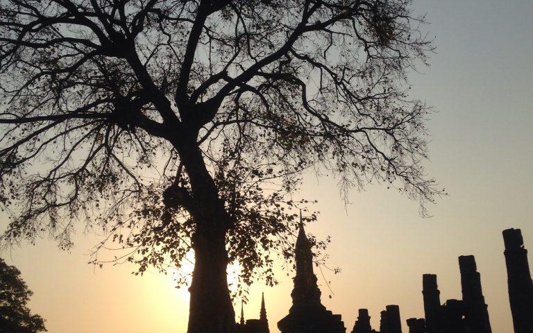 Древний Sukhothai #5