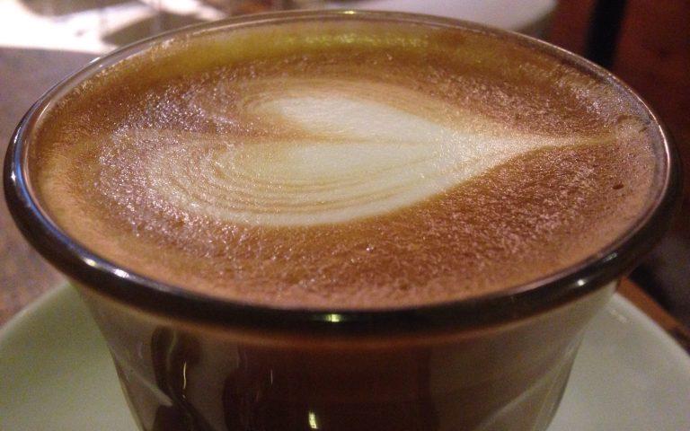 Идеальный утренний кофе