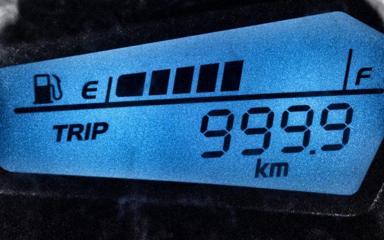 +1000 km