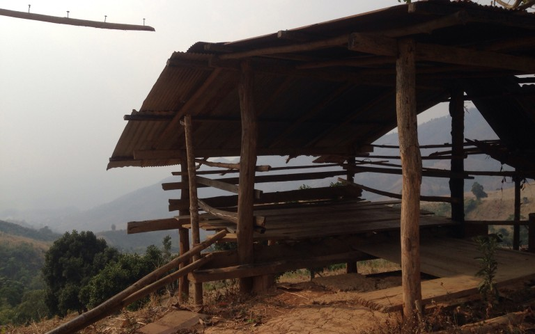 Lotos Viewpoint #2: штаб Тимура