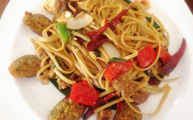 Sai Uwa – тайские колбаски