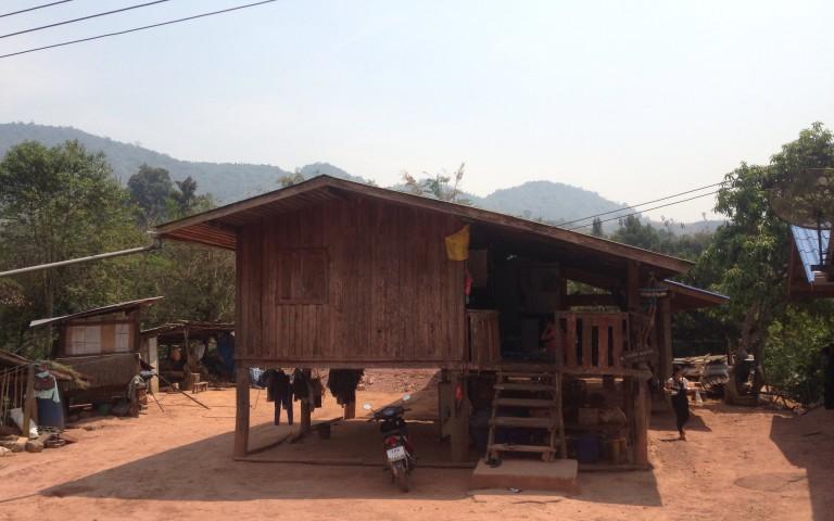 Традиционный тайский дом