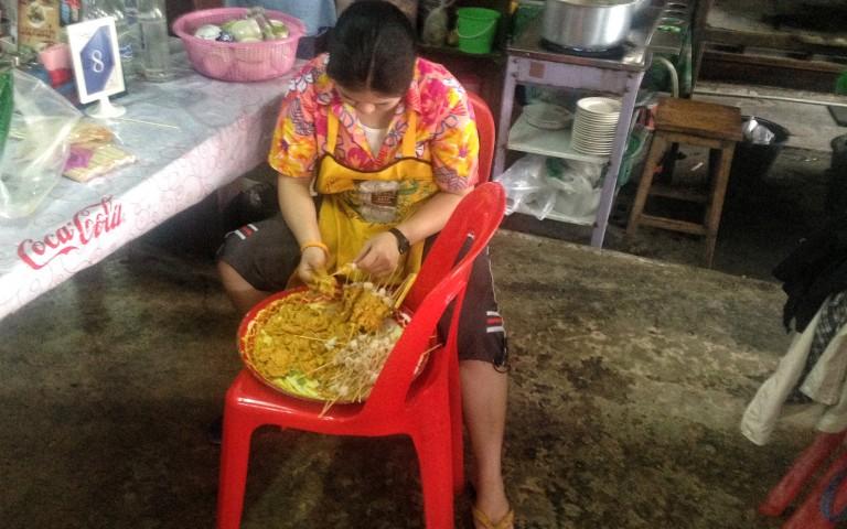 Старшая сестрица – шашлычных дел мастерица