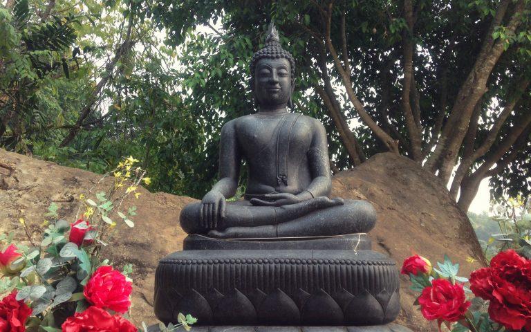 Черный Будда