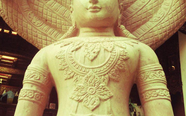 Желтый Будда