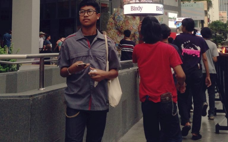 Бангкок в лицах 5
