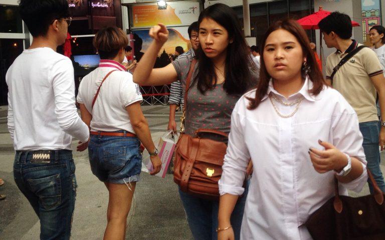 Бангкок в лицах 1