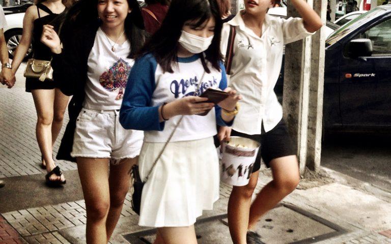 Бангкок в лицах 6