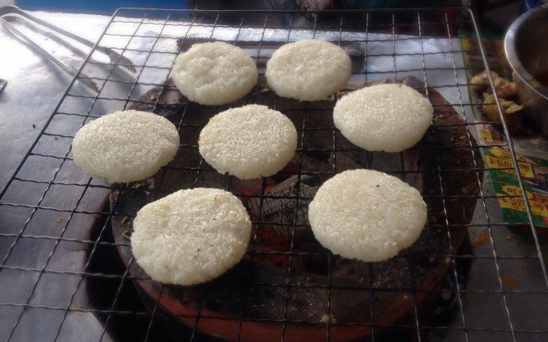Рисовые лепешки