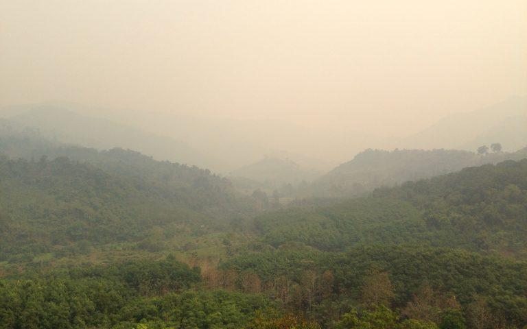 Таиланд в дымке 1