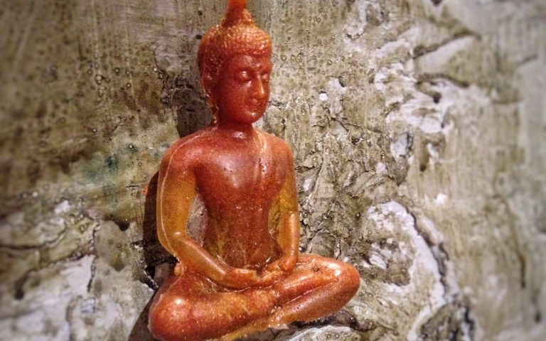 Образ Будды как Искусство 12