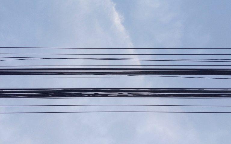 Столбы и провода: духовные опоры №11