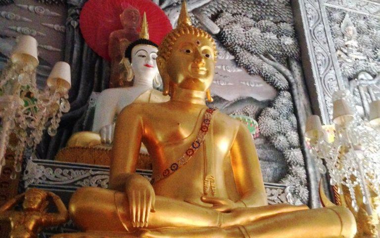 Будды. Трое, а то и больше