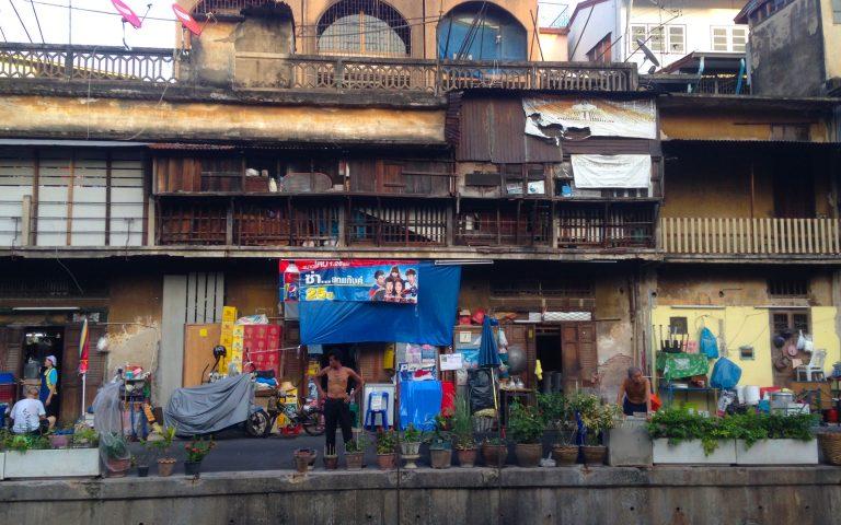 Индийский квартал в Бангкоке 1