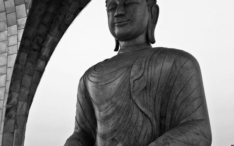 Медитирующий Будда