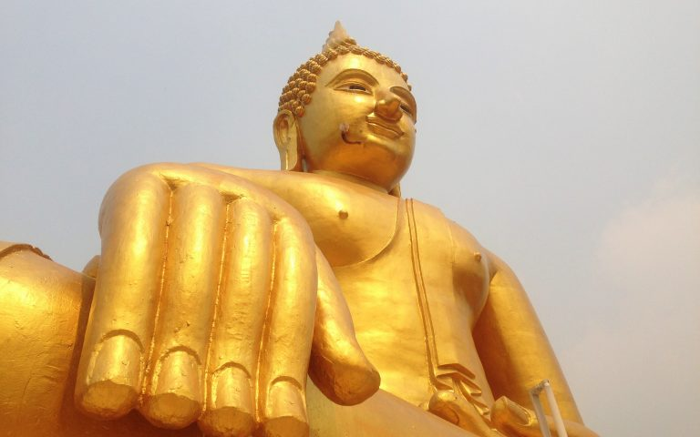 Центральный Будда