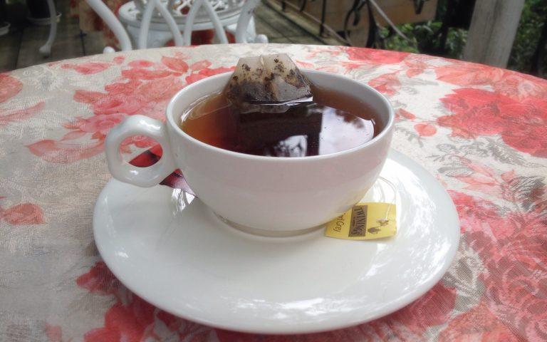 Дайте чаю