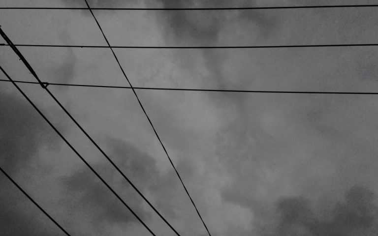 Столбы и провода: духовные опоры №13