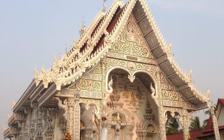 Бо Каео, главный храм