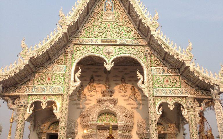 Центральный вход храма Бо Каео